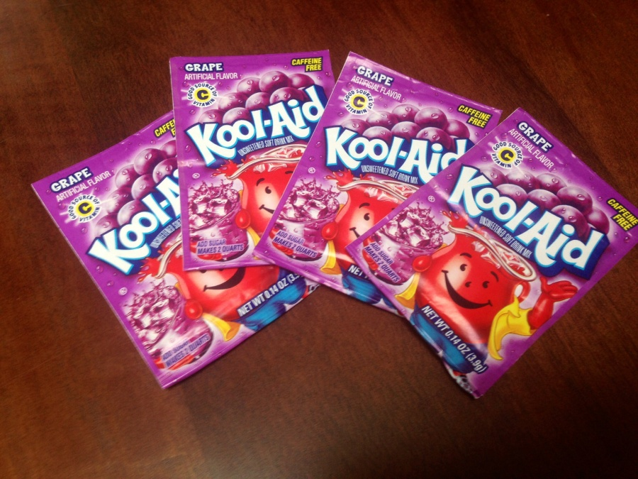 Grape Koolaid